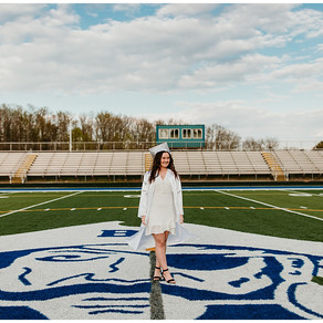 Brianna Senior Photos | BUHS 2020 | Buckhannon, West Virginia |