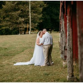 Olivia + John   The Lemaster's   Fall Barn Wedding   Shepherdstown, West Virginia  
