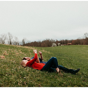 Abbie + Andrew | Couples Session | Buckhannon, West Virginia |