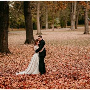 Adam + Autumn   Fall Wedding   Martinsburg, West Virginia  