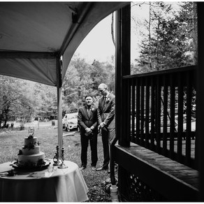 My Favorite Black & White Wedding Moments