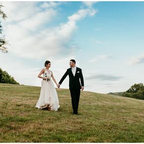 Casey + Logan   Backyard Treehouse Wedding   Buckhannon, West Virginia  