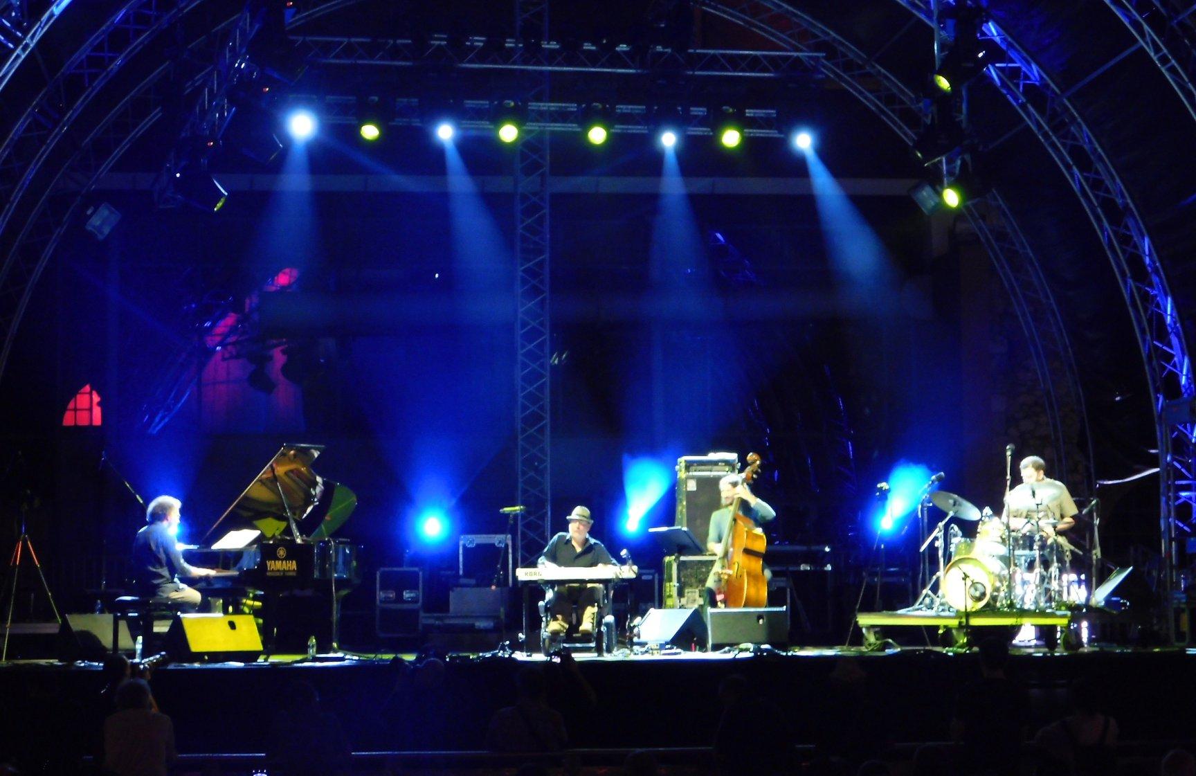 JOHN BALIKOS Trio live at ATJF 2018