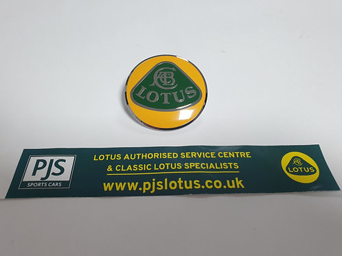 Lotus Nose Badge - Excel '89 on