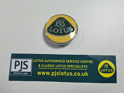 Lotus nose badge