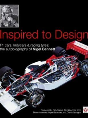Inspired to Design – F1 cars, Indycars & racing tyres