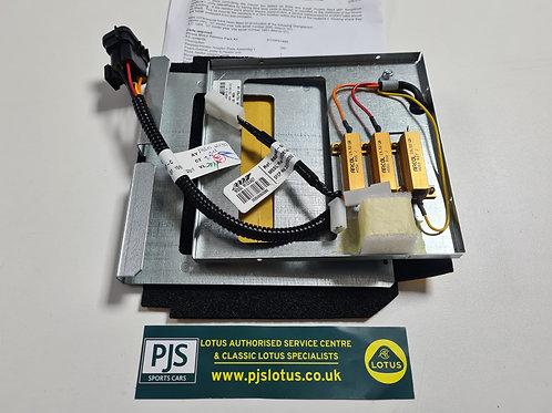 Fan motor resistor kit