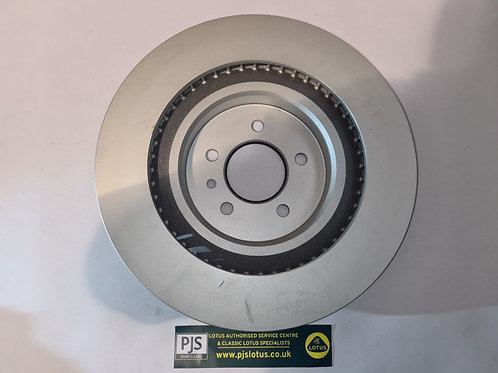 BRAKE DISC FRT KIT (1PR)