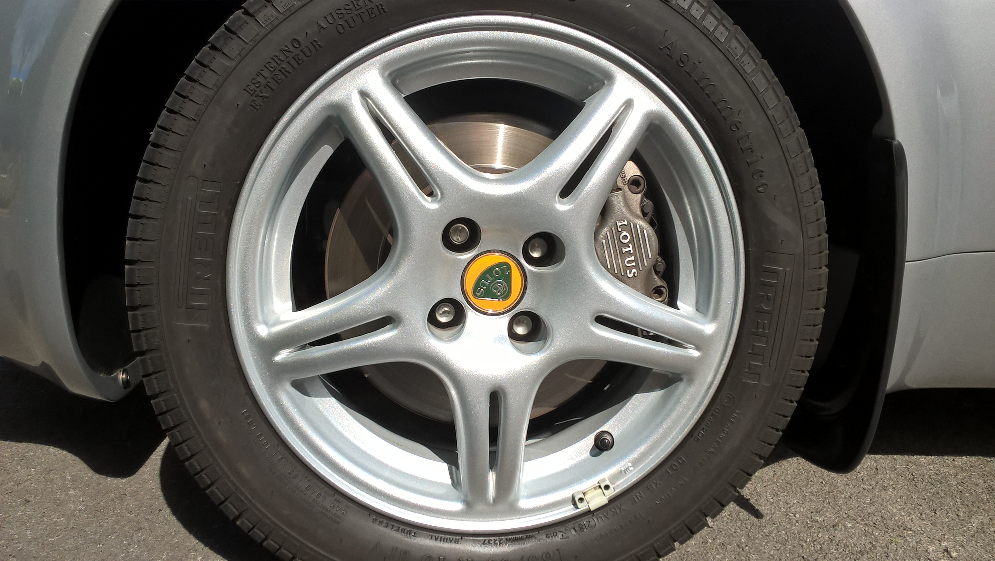 Fr Wheel