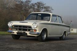 Lotus Cortina Mk1 - 3/4