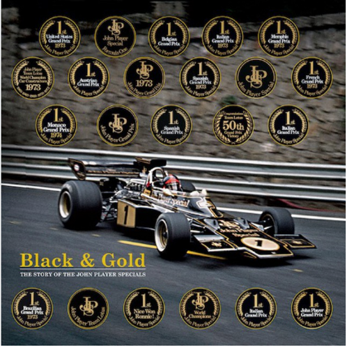 Black & Gold - The Story of the John Player Specials (standard edition)