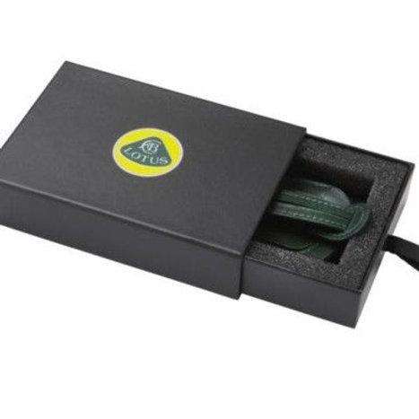 Lotus Luggage Tag
