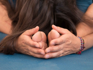 Power dynamics and trauma: seen from the yoga mat