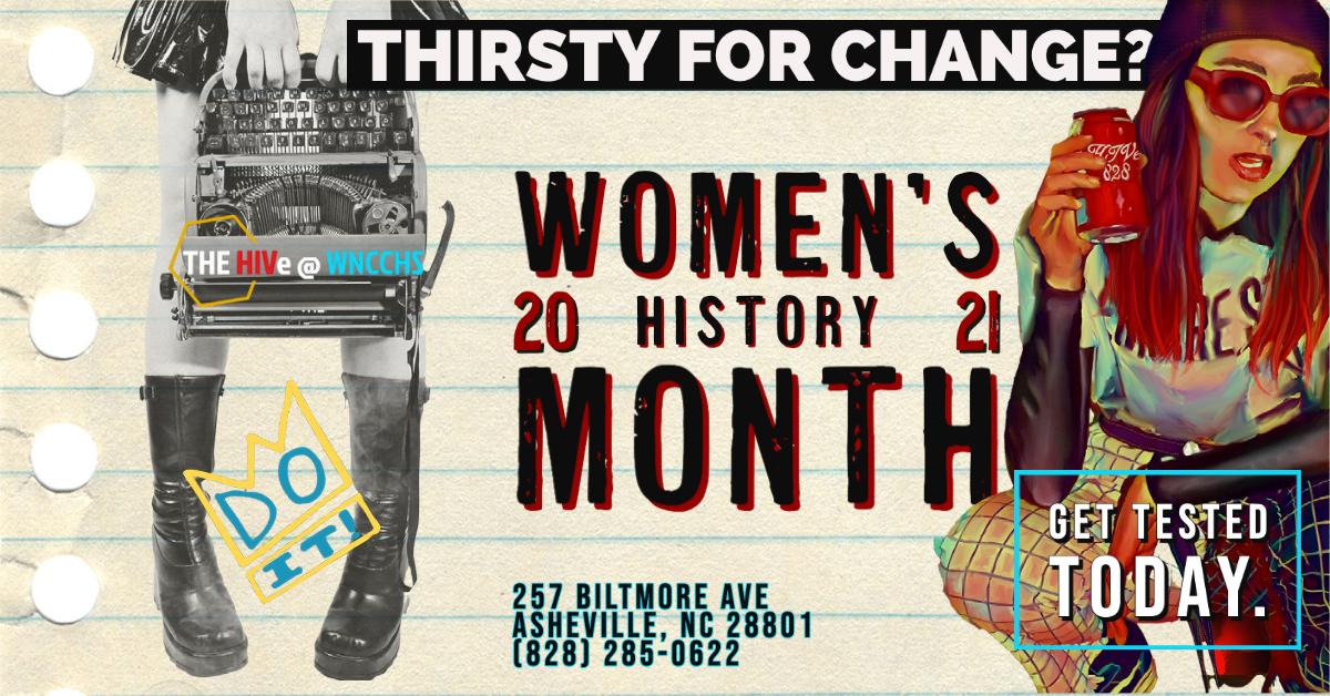 Women's Hx Month