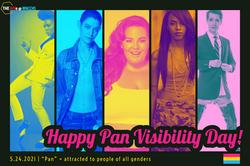 Pan Visibility Day