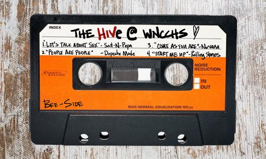 THe HIVe Vol. 1: Live @ WNCCHS