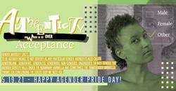 Happy Agender Pride