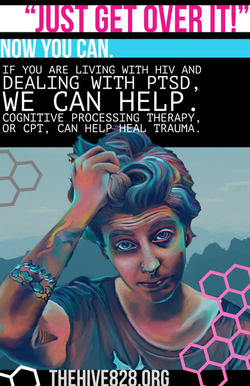 CPT for PLWH with PTSD