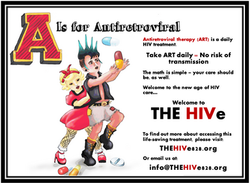 A is for Antiretroviral