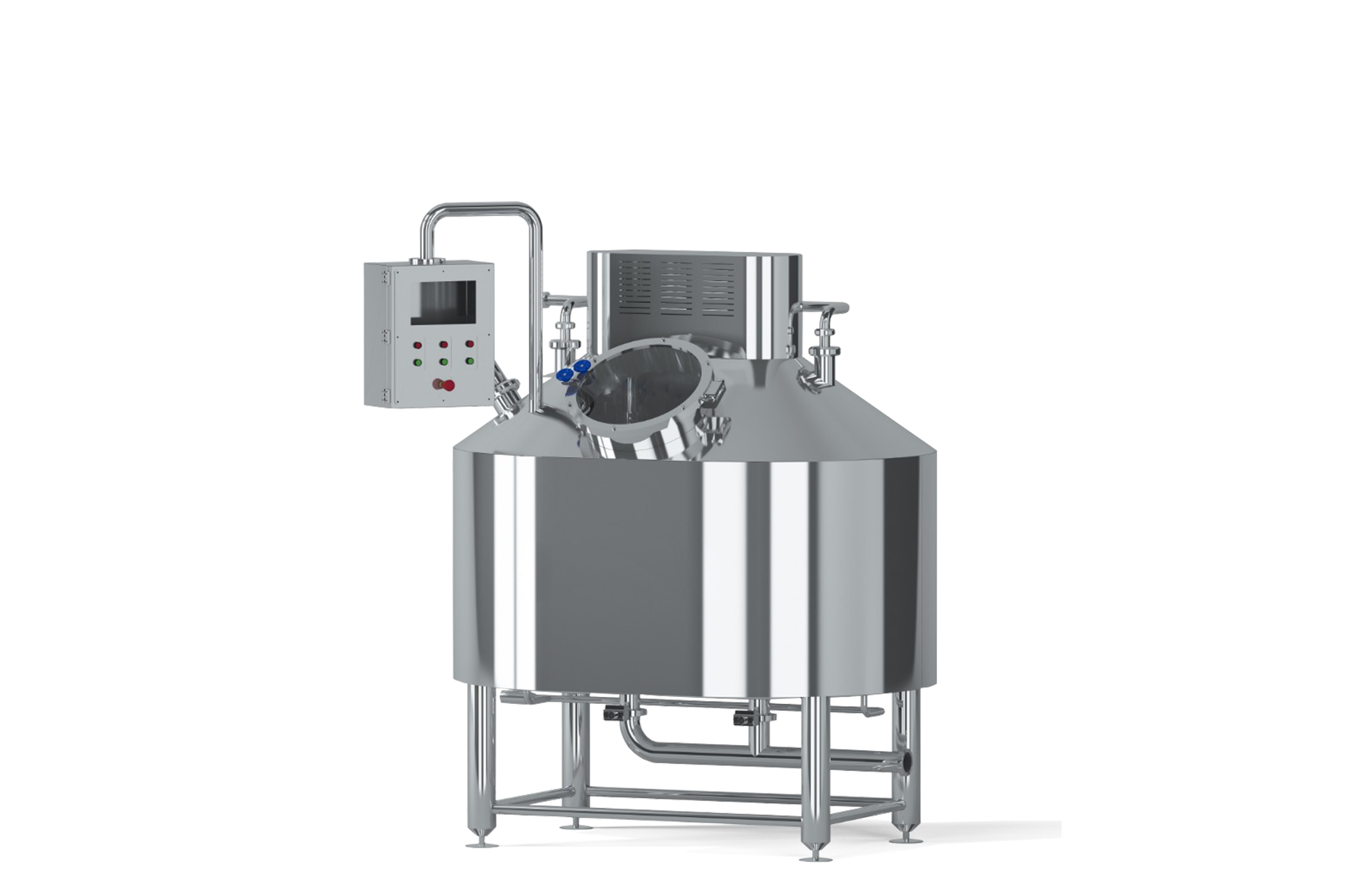 Equipamento de Processo - Quijomatic - Aço Inox