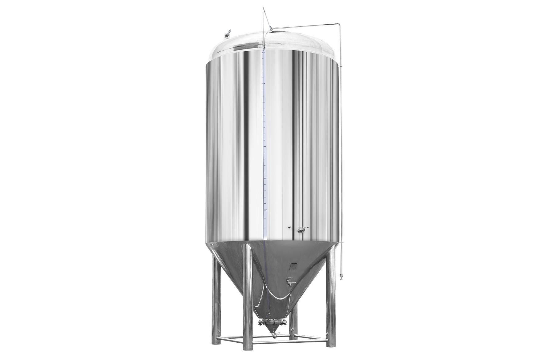 Tanque Vertical para Alimento em Inox