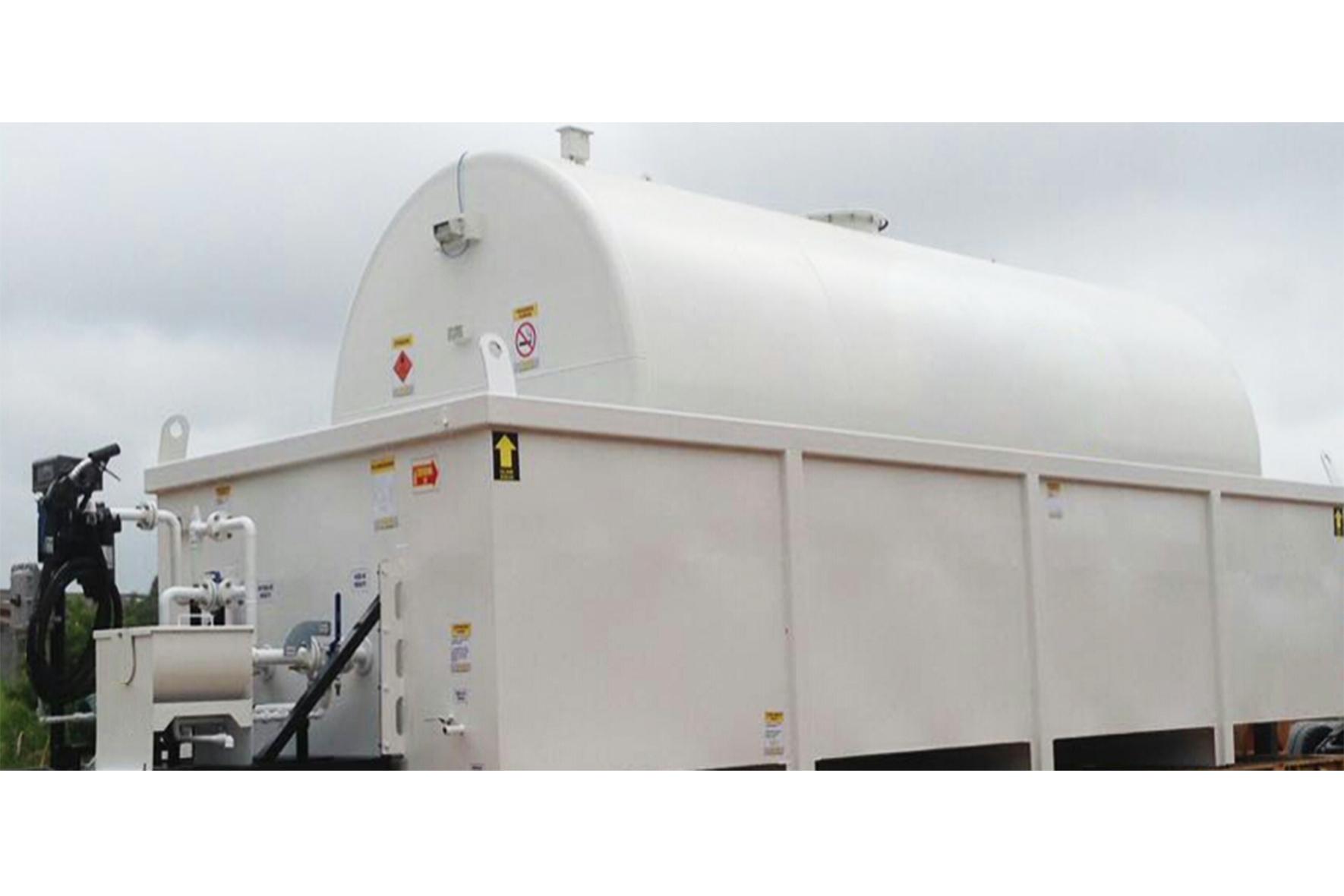 Módulo de Abastecimento Aviação em Aço Inox ou Carbono com Pintura Especial