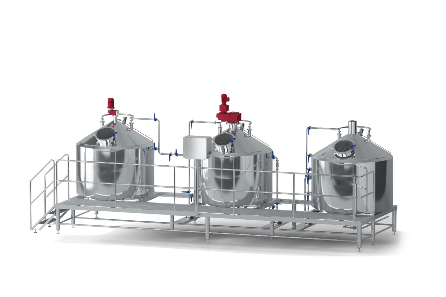 Equipamentos de Processo em Aço Inox
