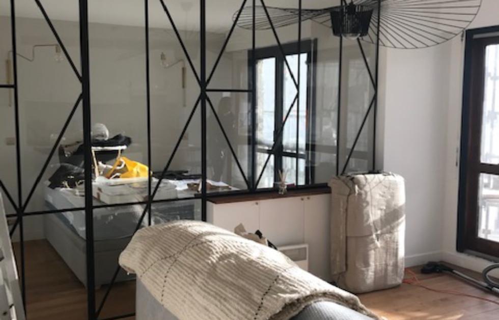 Rénovation appartement M