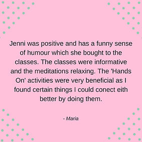 Reviews for Jenni Greefied Psychic Channel