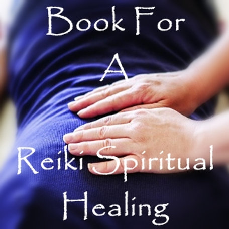 Book a Distance REIKI Session