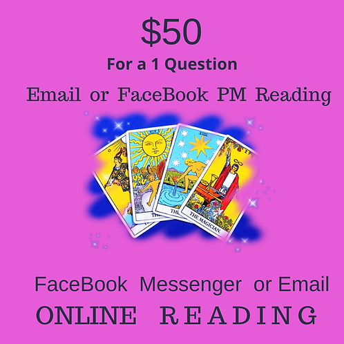 1 Question Online Reading