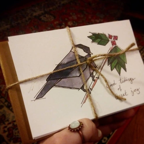 Holiday Card- 7 Pack