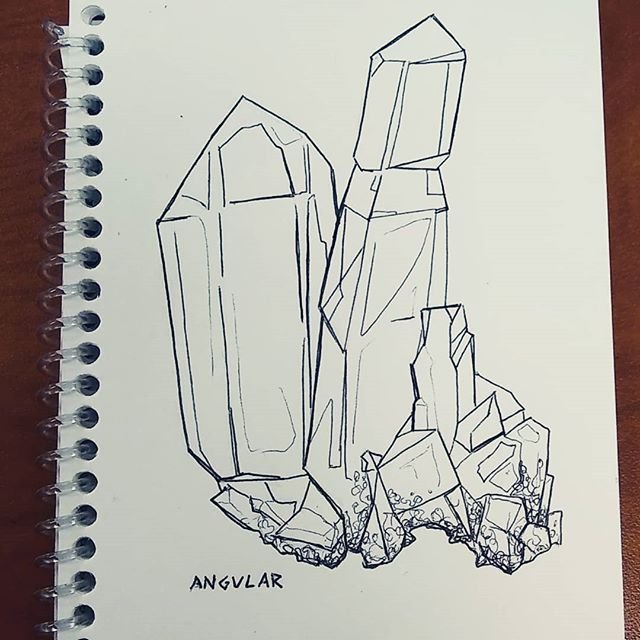 Inktober day 16_ angular ._._._._._._._.
