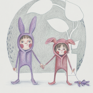 I Wanted to be the Purple Bunny
