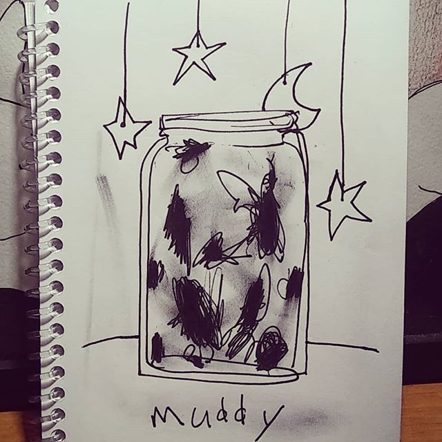 Inktober day 23_ muddy ._._._._._._._._.