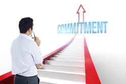 SUCCESS IS A DAILY COMMITMENT