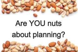 NUTS ABOUT PLANNING