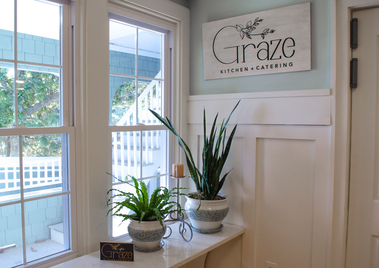 Graze Kitchen + Catering