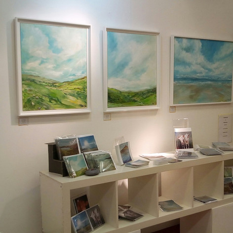 Exhibition from'The Gate Gallery'