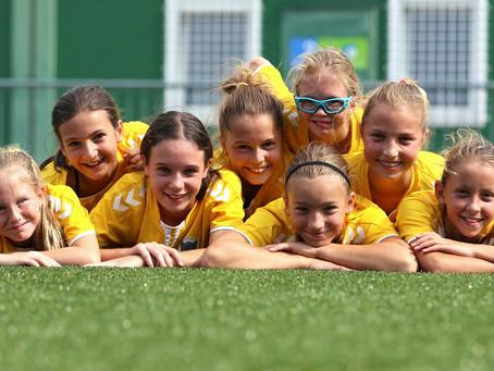 ŽNK Radomlje v FIFA programu za razvoj talentov