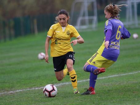 Kaja Bratina: »Želim, da dekleta predvsem vzljubijo nogomet«
