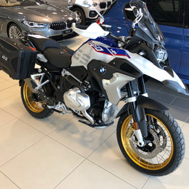 BMW GS 1250