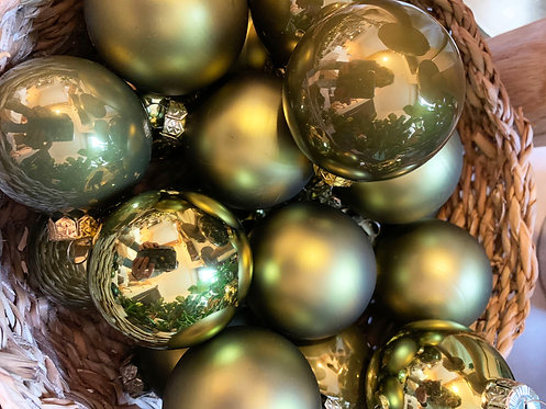 Boules de Noël