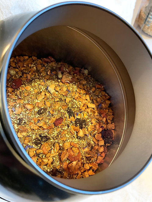 Rooibos vert aux fruits rouge