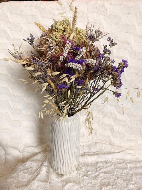 Bouquet de fleurs séchées - Format L