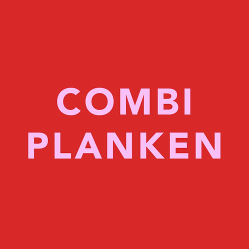 Combi planken