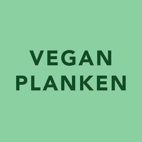 Vegan planken