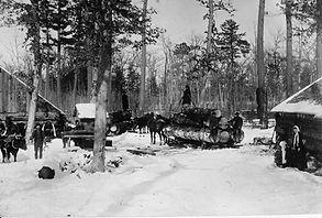 Logging Camp, Wipf's Logging Camp.jpg