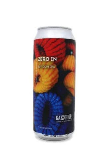 Bakunin - Zero In - DDH IPA