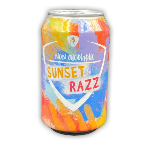 Rock City Brewing - Sunset Razz